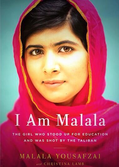 Who Was Malala Yousafzai Kids Book Cover